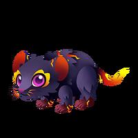Magma Mouse Juvenile