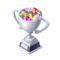 Silver Candy Trophy