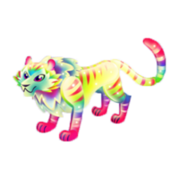 Tye-Dye Tiger Epic