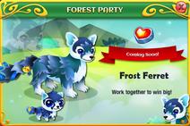 WE FrostFerret Popup