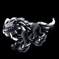 Onyx Direwolf Adult