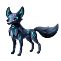 Runic Fox Adult