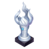 Champ's Silver Trophy
