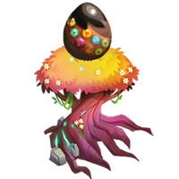Merit Badger Egg