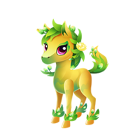 Peony Pony Juvenile