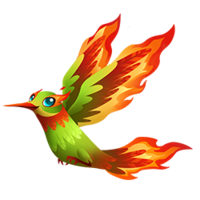 Hummingburn Adult