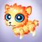 Dazzle Cat Baby