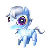 Diamond Pony Baby