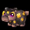 Hippopot-a-Gold Baby