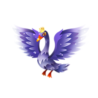 Swan Prince Adult