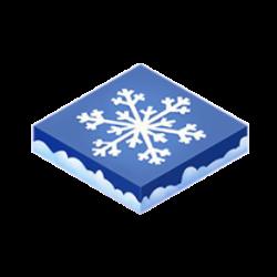 Snowflake Tile