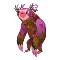 Ancient Sloth Adult