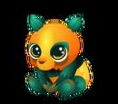 Pumpkin Panda