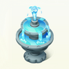 Famous Fountain