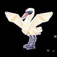 Paper Crane Adult