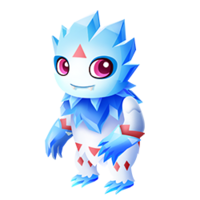 Snow Monster Juvenile