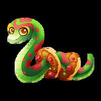 Fruitcake Snake Juvenile