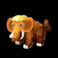 Mammoth Trunk Juvenile