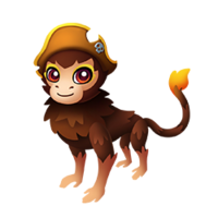 Powder Monkey Juvenile