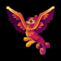 Cosmic Phoenix Juvenile