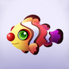 Clownfish Baby