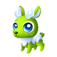 Jackalope Frost Baby