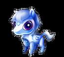 Sapphire Pony