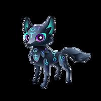 Runic Fox Juvenile