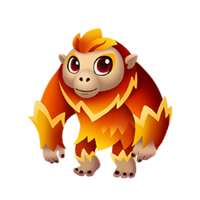 Orangubang Juvenile