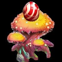 Candy Crane Egg