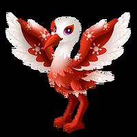 Storking Juvenile