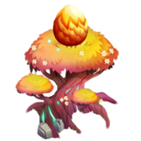 Paper Lantern Dragon Egg