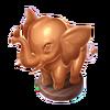 Bronze Elephant Trophy