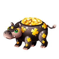 Hippopot-a-Gold Epic