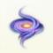 Starry Swirl