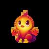 Cosmic Phoenix Baby