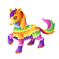 Pinata Pony Adult