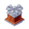 Silver Bow Trophy