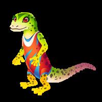 Gecko Roman Adult