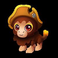 Powder Monkey Baby