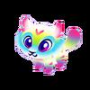 Tye-Dye Tiger Baby