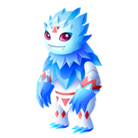 Snow Monster Adult