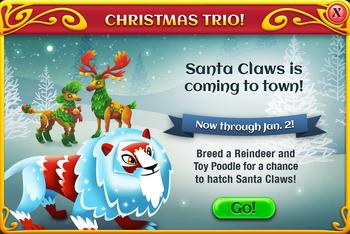 The Christmas Trio