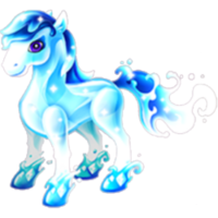 Aquamarine Pony Epic (Epic)