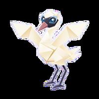 Paper Crane Juvenile