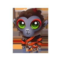 Ribbon Gibbon Baby