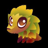 Harvest Hedgehog Baby