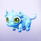Water Buffalo (2) Baby