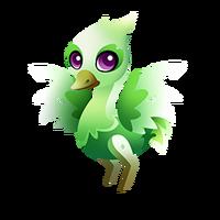 Ghostrich Baby