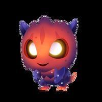 Yak-O-Lantern Baby